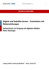 """Titelseite der Veröffentlichung """"Digital und kabellos lernen"""" von Diagnose-Funk e.V."""