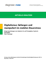 """Titelseite der Veröffentlichung """"Digitalismus"""" von Diagnose-Funk e.V."""