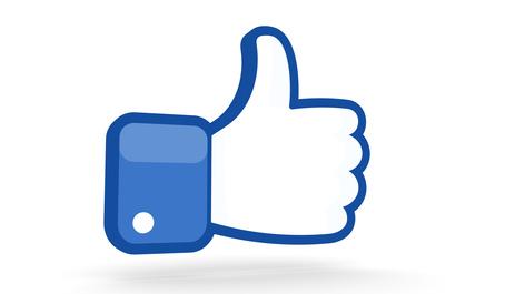 Facebook-Like-Symbol