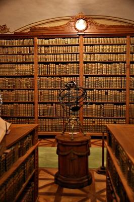 Kathedralbibliothek von Kalocsa