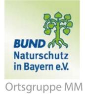 Logo Bund Naturschutz Ortsgruppe Memmingen