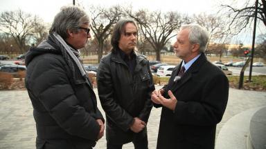 Klaus Scheidsteger, Dimitris Panagopoulos Carlo und George Carlo