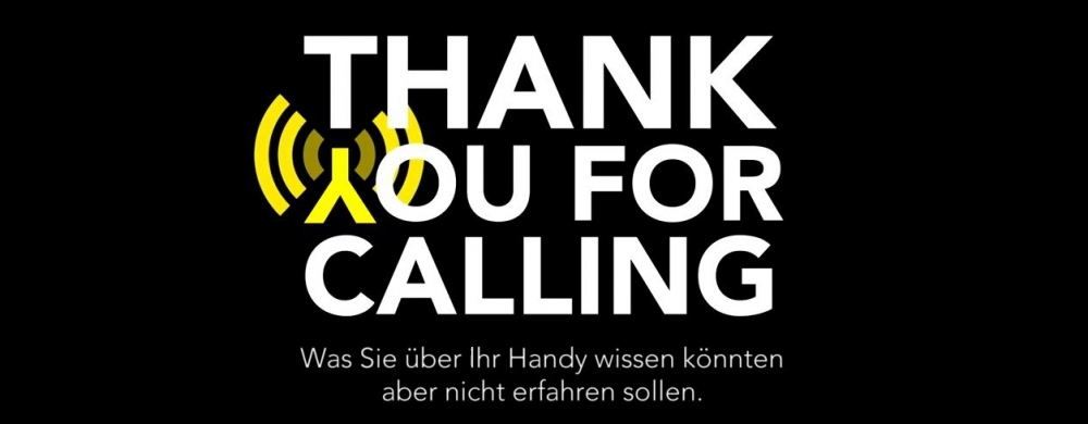 "Logo Film ""Thank You for Calling"""